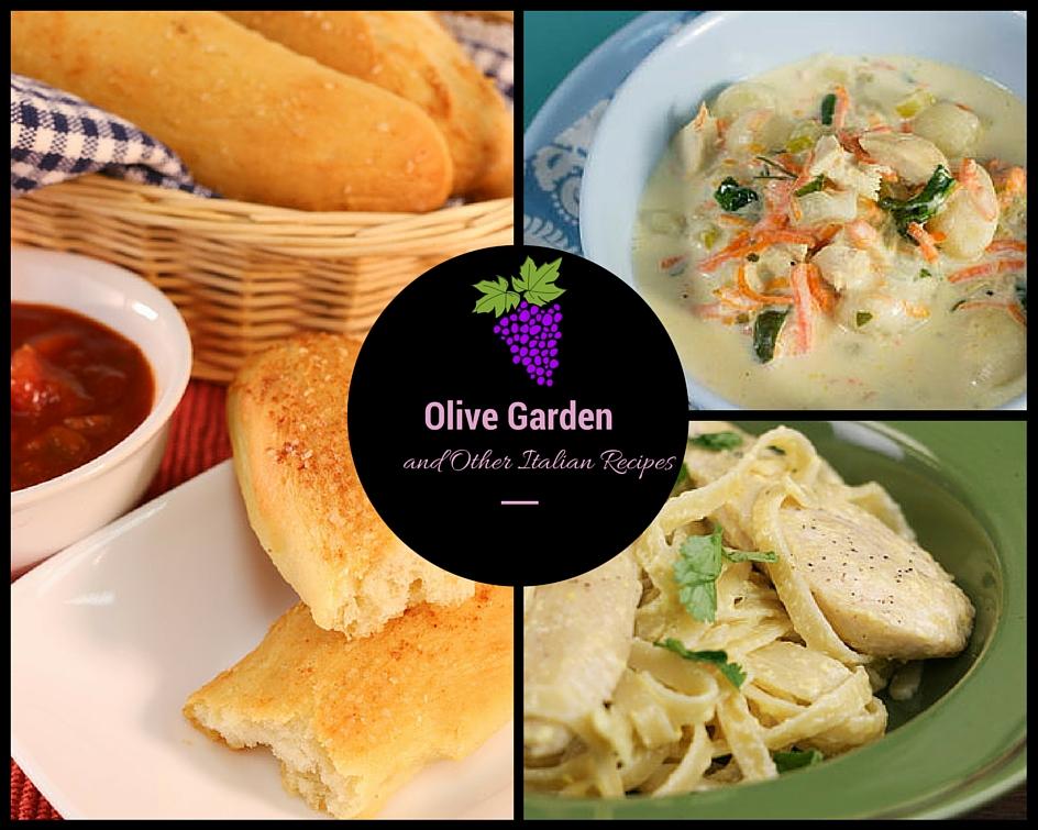 Copycat olive garden breadsticks - Olive garden nutritional information ...