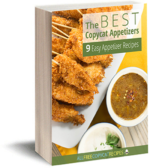 The Best Copycat Appetizers: 9 Easy Appetizer Recipes